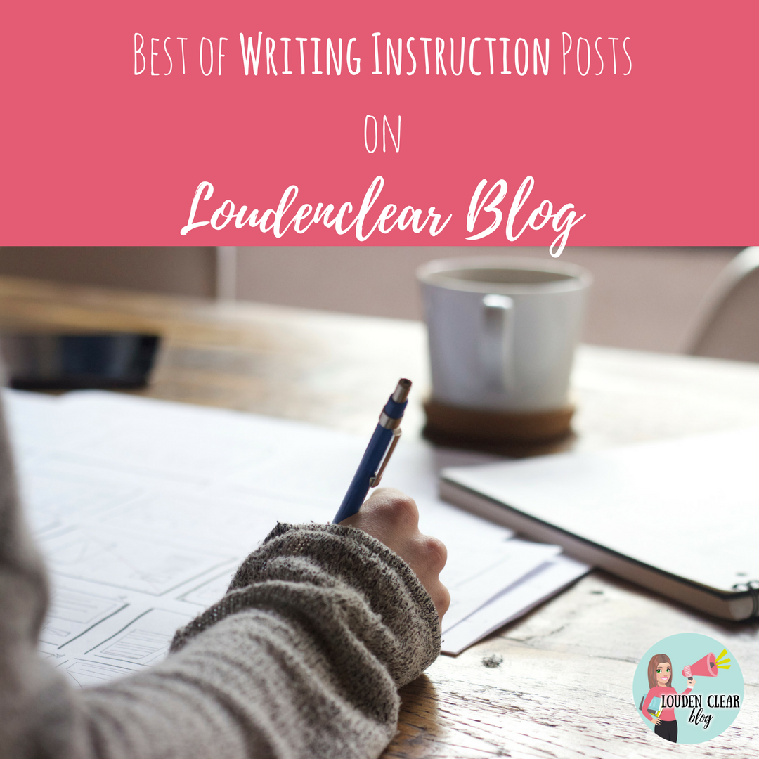 best of writing