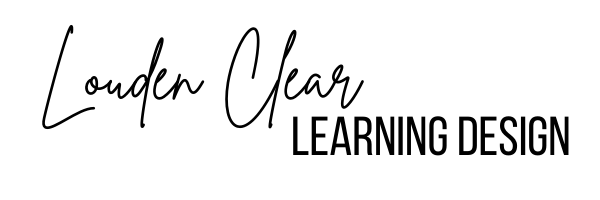 Louden Clear Learning Design